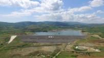 İÇME SUYU - Tekirdağ Naipköy Barajı'nda Su Tutuldu