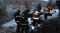 GİZLİ BUZLANMA - Tokat'ta Buzlanma Kazalara Neden Oldu Açıklaması 5 Yaralı
