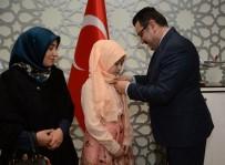 İÇİŞLERİ BAKANI - Trabzonlu Küçük Hafızlar Cumhurbaşkanlığı Külliyesi'nde Ağırlandı