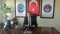 TÜRK SAĞLıK SEN - Türk Sağlık Sen'den Bıçaklı Saldırıya Tepki
