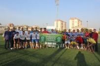 GENÇLİK VE SPOR BAKANLIĞI - Türk Ve Suriyeli Sporcular Barış Ve Kardeşlik Turnuvasına Katılacak
