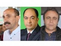 HAKKARİ ÇUKURCA - 3 ilçe belediye başkanı açığa alındı
