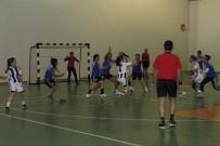 DICLE ÜNIVERSITESI - Üniversitelerarası Hentbol 2. Lig Grup Birinciliği Müsabakaları