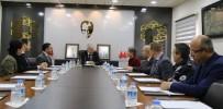 KOÇAK - Vali Kamçı, Rotterdam Emniyet Teşkilatını Kabul Etti