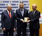 LÜTFI ELVAN - Vodafone Türkiye'ye 'Bilişim Ve Demokrasi Ödülü'