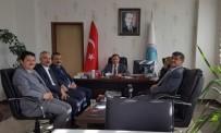 İLAHİYAT FAKÜLTESİ - 7 Aralık Üniversitesi İle İl Milli Eğitim Müdürlüğü Arasında Protokol İmzalandı