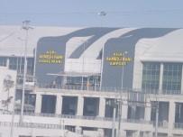 AHMED-I HANI - Ağrı Ahmed-İ Hani Havalimanı'nda 19 Bin 984 Yolcuya Hizmet Verildi