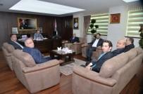 ALI YıLMAZ - Ak Parti Osmangazi'den Yıldız'a Ziyaret