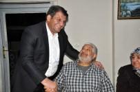 DÜNYA ENGELLILER GÜNÜ - Akçakale Belediye Başkanı Abdülhakim Ayhan Engellilerle Yemekte Buluştu