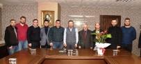 AMATÖR - Amatör Spor Kulüplerinden Başkan Doğan'a Ziyaret