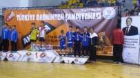 BELEDİYESPOR - Badmintonda Türkiye İkincisi Yunusemre'den