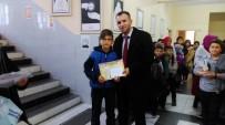 OKUL MÜDÜRÜ - Başarılı Öğrenciler Ödüllendirildi