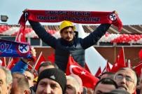 BİLİM SANAYİ VE TEKNOLOJİ BAKANI - Başbakan Binali Yıldırım Zonguldak'ta