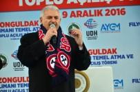 BİLİM SANAYİ VE TEKNOLOJİ BAKANI - Başbakan Yıldırım Açıklaması 'Türkiye'nin Üçüncü Büyük Liman Projesinin Temelini Atmaya Geldik'