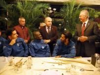KÜLTÜR SANAT - Başkan Akgün Açıklaması 'Amacımız Futbolda Da Öncü Olmak'