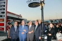 SOSYAL DEMOKRAT - Başkan Büyükerşen, Tekirdağ'da Adının Verildiği Caddenin Açılışını Yaptı