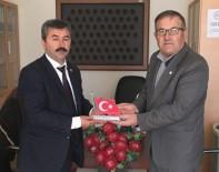 KıZıLAY - Başkan Cavit Erdoğan Açıklaması Kızılay, Milletimizin Güler Yüzü Ve Şefkat Elidir