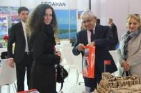 KARS VALİLİĞİ - Başkan Karaçanta, Kars'ı Travel Turkey İzmir Turizm Fuar'ında Anlattı