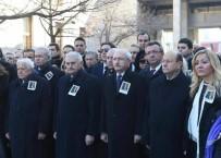 MECLİS BAŞKANLIĞI - Başkan Özakcan, Aydın'ın İsmet Abisini Son Yolculuğuna Uğurladı