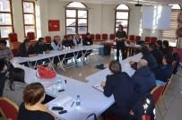 ÇALIŞMA SAATLERİ - Belediye Personeline İlk Yardım Eğitimi