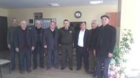 JANDARMA KOMUTANI - Bilecik İl Jandarma Komutanı Albay İnce, Muhtarlar Derneğini Ziyaret Etti