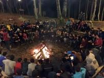 PAİNTBALL - Bilgievi Öğrencileri Kamp Ateşini Yaktı