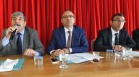 SİYASİ PARTİ - Burhaniye'de Güvenlik Toplantısı Yapılacak