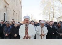 GIYABİ CENAZE NAMAZI - Bursa'da Halep Şehitleri İçin Gıyabi Cenaze Namazı Kılındı