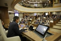 ANTALYA - Büyükşehir Meclisinin Yeni Salonu Dualarla Açıldı