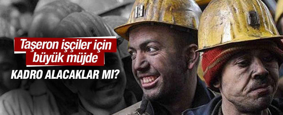 Canikli'den Taşeron işçilerini yakından ilgilendiren açıklama