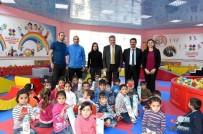 BEYDAĞı - Cemal Aslan Eğitim Merkezi 300 Suriyeli Çocuğu Misafir Etti