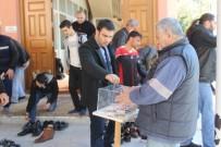 ŞAHIT - Cuma Namazı Sonrası Halep'teki Savaş Mağdurları İçin Yardım Toplandı