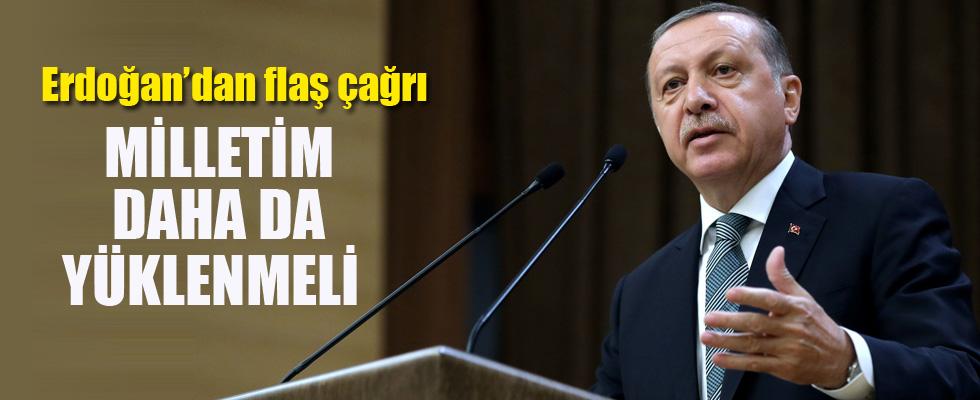 Cumhrubaşkanı Erdoğan'dan son dakika 'Dolar' açıklaması