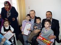 ŞEHİT AİLELERİ - Cumhurbaşkanı Erdoğan'dan 15 Temmuz Şehitlerinin Ailelerine Ziyaret