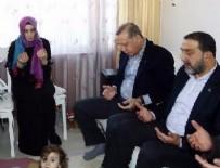 ŞEHİT AİLELERİ - Erdoğan'dan şehit ailelerine anlamlı ziyaret