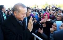 RUSYA FEDERASYONU - Cumhurbaşkanı Erdoğan, 'Faiz Lobisine Milletimiz Prim Vermemeli'