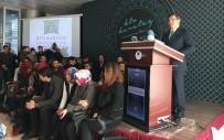 Davutoğlu, KTO Karatay Üniversitesinde Öğrencilerle Buluştu