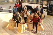 ÖĞRENCİ MECLİSİ - Doğa Okulları'ndan İhtiyaç Sahibi Çocuklara Yardım Desteği
