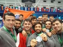BELEDİYESPOR - Dünya Kulüpler Şampiyonası İkincisi Oldu