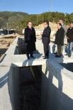ALTıNOLUK - Edremit'te Yapılan Arıtma Tesislerini İnceledi