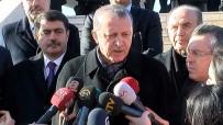 MERKEZ BANKASı - Erdoğan'dan Yeni Anayasa Açıklaması