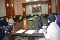 SİVİL TOPLUM - Erzurum'da 'Aile İçi Şiddetle Mücadele' Projesi Teknik Kurul Toplantısı