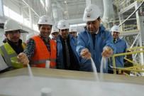 KıRKA - Eskişehir Valisi Azmi Çelik, Eti Maden Kırka Bor İşletmesini Ziyaret Etti