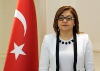 PEYGAMBER - Fatma Şahin'den Mevlid Kandili Mesajı