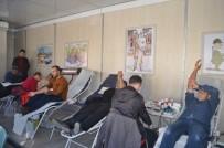 DİYARBAKIR - Gençli Vatandaşlardan Kan Bağışına Yoğun İlgi