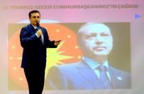 JANDARMA KOMUTANI - Giresun'da '10 Aralık İnsan Hakları Günü Ve 15 Temmuz Gecesi' Konferansı Düzenlendi