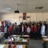DİŞ FIRÇALAMA - Gönüllü Gençlerden Köy Okuluna Ziyaret
