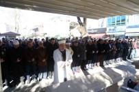 GIYABİ CENAZE NAMAZI - Halep'te Katledilen Siviller İçin Sakarya'da Gıyabi Cenaze Namazı Kılındı