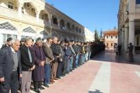 MEMUR SEN - Halep'te Ölen Suriyeliler İçin Gıyabi Cenaze Namazı Kılındı