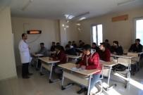 TıP FAKÜLTESI - Haliliye Belediyesinin Etüt Merkezine Yoğun İlgi